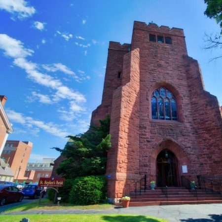 St. Stephen's Episcopal Church - Pittsfield, MA